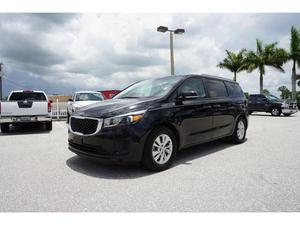 Kia Sedona LX For Sale In Punta Gorda | Cars.com