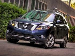Nissan Pathfinder Platinum For Sale In Savannah |
