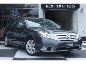 Toyota Avalon Limited For Sale In Daly City | Cars.com
