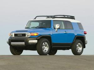 Toyota FJ Cruiser Base For Sale In Jackson | Cars.com