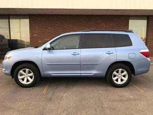 Toyota Highlander SE For Sale In Springfield | Cars.com