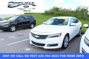 Chevrolet Impala 1LT For Sale In Opelika | Cars.com