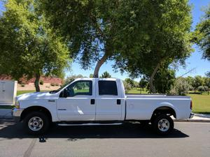 Ford F-350 Lariat Crew Cab Super Duty DRW For Sale In
