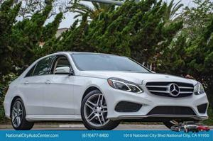 Mercedes-Benz E 350 For Sale In National City |