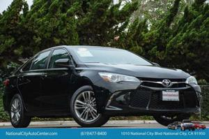 Toyota Camry SE For Sale In National City | Cars.com