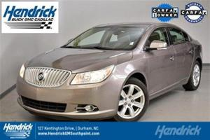 Buick LaCrosse CXL For Sale In Durham | Cars.com