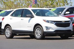 Chevrolet Equinox LS For Sale In Fremont | Cars.com