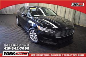 Ford Fusion SE For Sale In Toledo | Cars.com