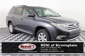 Toyota Highlander For Sale In Birmingham | Cars.com