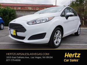 Ford Fiesta SE For Sale In Las Vegas | Cars.com