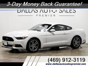 Ford Mustang EcoBoost Premium For Sale In Carrollton |