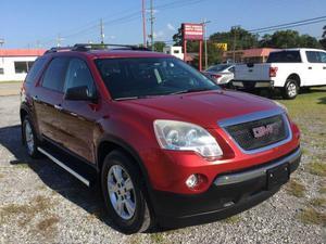 GMC Acadia SLE For Sale In Lake Charles | Cars.com