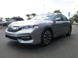 Honda Accord Hybrid For Sale In Jacksonville | Cars.com