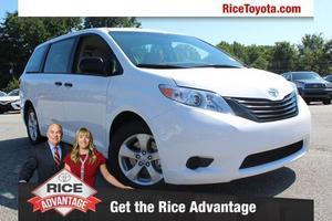 Toyota Sienna L For Sale In Greensboro | Cars.com