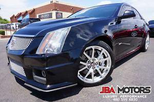 Cadillac CTS  Cadillac CTS-V CTSV Sedan CTS V