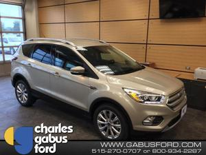 Ford Escape Titanium For Sale In Des Moines | Cars.com