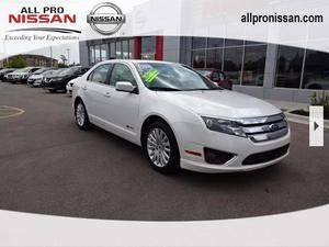 Ford Fusion Hybrid Base For Sale In Dearborn | Cars.com