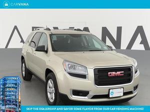 GMC Acadia SLE-2 For Sale In Austin | Cars.com