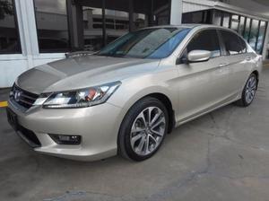 Honda Accord Sport For Sale In Houston | Cars.com