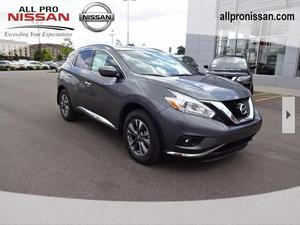 Nissan Murano SV For Sale In Dearborn | Cars.com