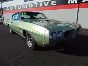 Pontiac GTO The Judge Clone