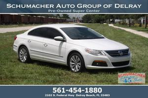 Volkswagen CC Sport For Sale In Delray Beach | Cars.com