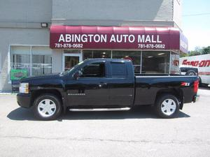 Chevrolet Silverado  LTZ Extended Cab For Sale In