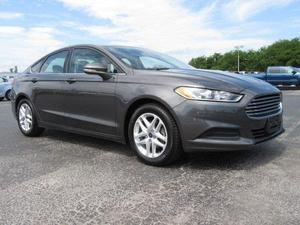 Ford Fusion SE For Sale In Gainesville | Cars.com