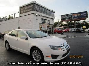Ford Fusion SEL For Sale In Dayton | Cars.com