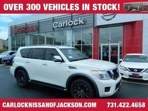 Nissan Armada Platinum For Sale In Jackson | Cars.com