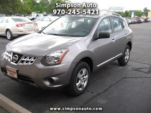 Nissan Rogue Select S For Sale In Grand Junction |