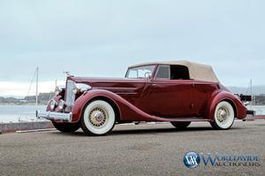 Packard  Convertible Victoria