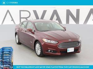 Ford Fusion Energi SE Luxury For Sale In Dallas |