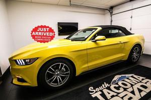 Ford Mustang EcoBoost Premium For Sale In Tacoma |