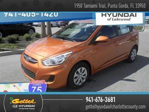 Hyundai Accent SE For Sale In Punta Gorda | Cars.com