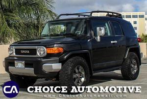 Toyota FJ Cruiser For Sale In Honolulu | Cars.com