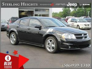 Dodge Avenger SXT Plus For Sale In Sterling Heights  