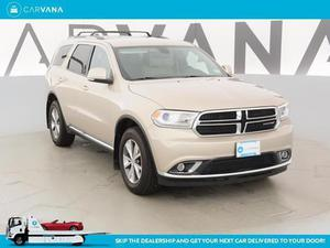 Dodge Durango Limited For Sale In Jacksonville  