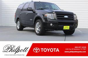 Ford Expedition Limited For Sale In Nederland |