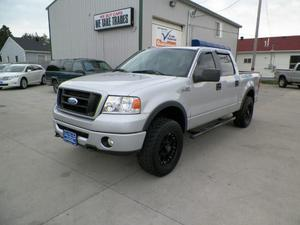 Ford F-150 FX4 SuperCrew For Sale In Fargo | Cars.com