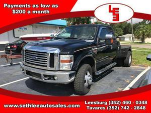 Ford F-350 Lariat Super Duty For Sale In Tavares |
