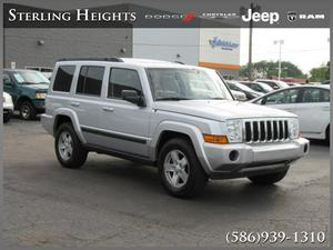 Jeep Commander Sport For Sale In Sterling Heights  
