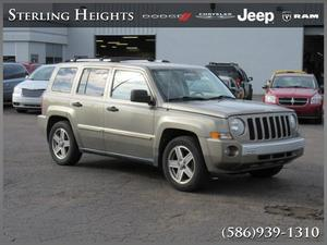 Jeep Patriot Limited For Sale In Sterling Heights  