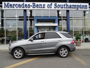 Mercedes-Benz ML MATIC For Sale In Southampton |