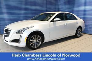 Cadillac CTS 3.6L Luxury For Sale In Norwood | Cars.com