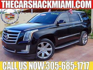Cadillac Escalade Luxury For Sale In Hialeah | Cars.com