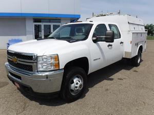 Chevrolet Silverado  Work Truck DRW For Sale In