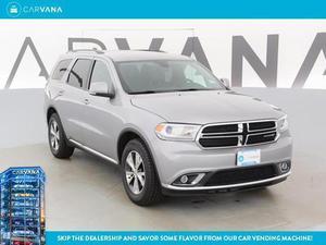 Dodge Durango Limited For Sale In Dallas | Cars.com