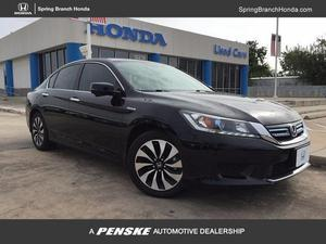 Honda Accord Hybrid Base For Sale In Houston | Cars.com