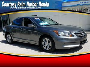Honda Accord SE For Sale In Palm Harbor | Cars.com